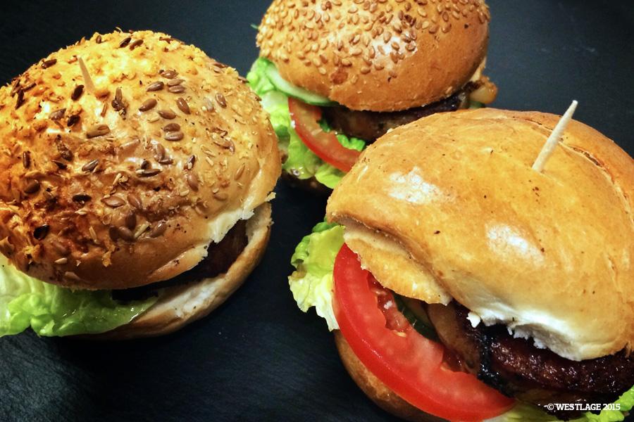 Fingerfood made by WESTLAGE: Mini Saumagen-Burger